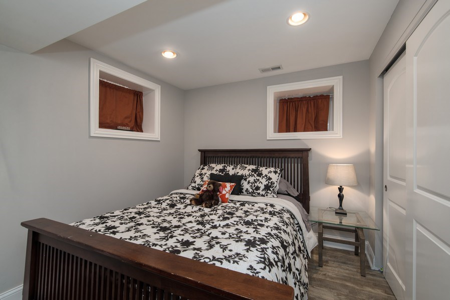 Real Estate Photography - 4825 N Ridgeway Ave, Chicago, IL, 60625 - 4th Bedroom