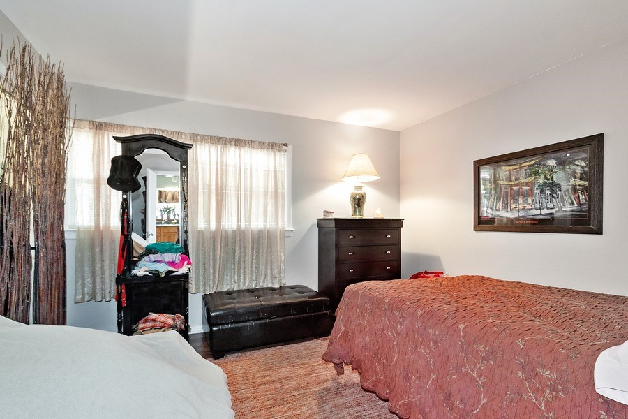 Real Estate Photography - 410 S York Rd, Bensenville, IL, 60106 - Bedroom