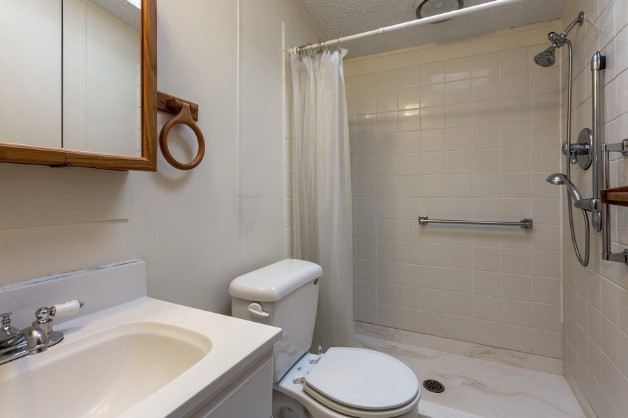 Real Estate Photography - 19498 S Martin Rd, Three Oaks, MI, 49128 - Bathroom