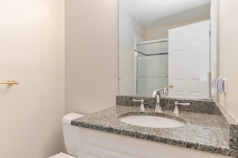 Real Estate Photography - 3924 N Southport, Unit 2 North, Chicago, IL, 60613 - Bathroom