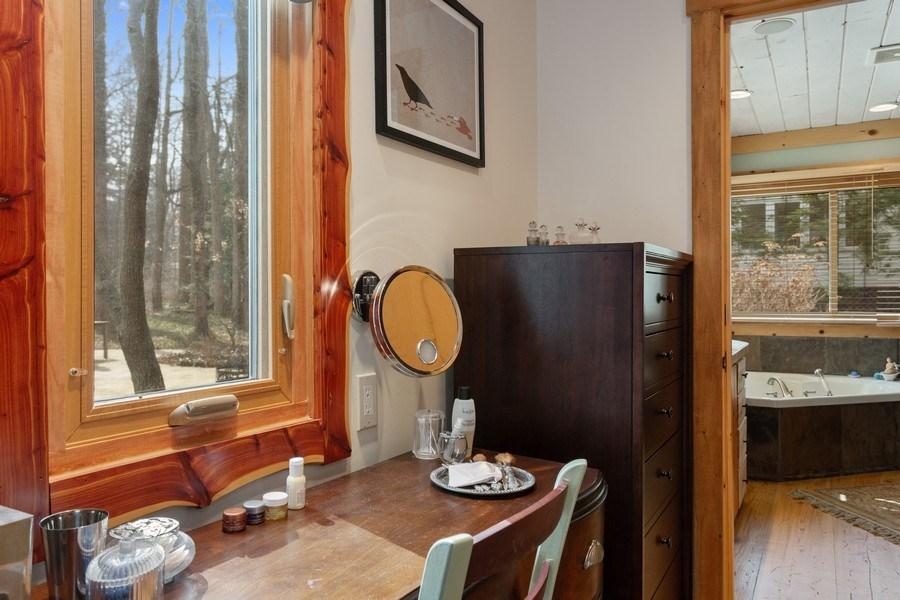 Real Estate Photography - 15157 Lakeshore Road, Lakeside, MI, 49116 - Master Closet/Dressing Room