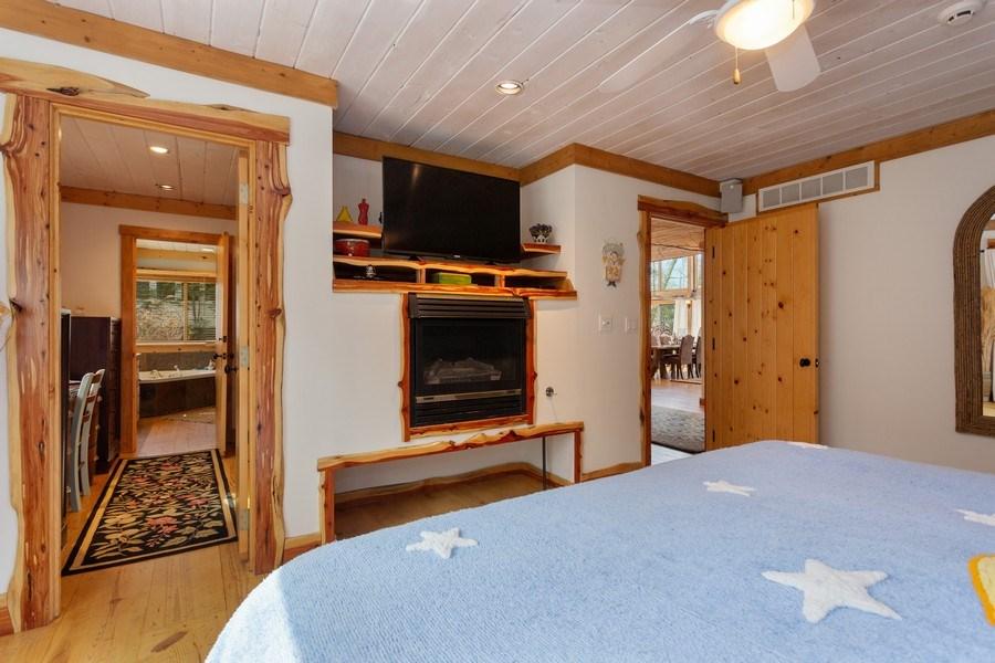 Real Estate Photography - 15157 Lakeshore Road, Lakeside, MI, 49116 - Master Bedroom