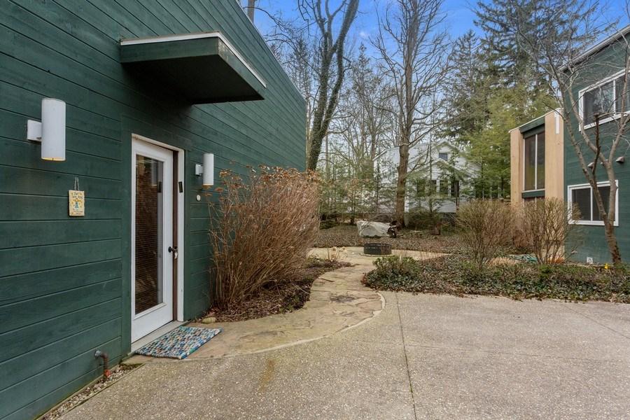 Real Estate Photography - 15157 Lakeshore Road, Lakeside, MI, 49116 - Rear View