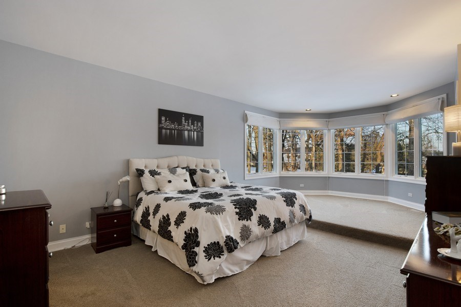 Real Estate Photography - 2021 Tremont Ct, Libertyville, IL, 60048 - 3rd Bedroom