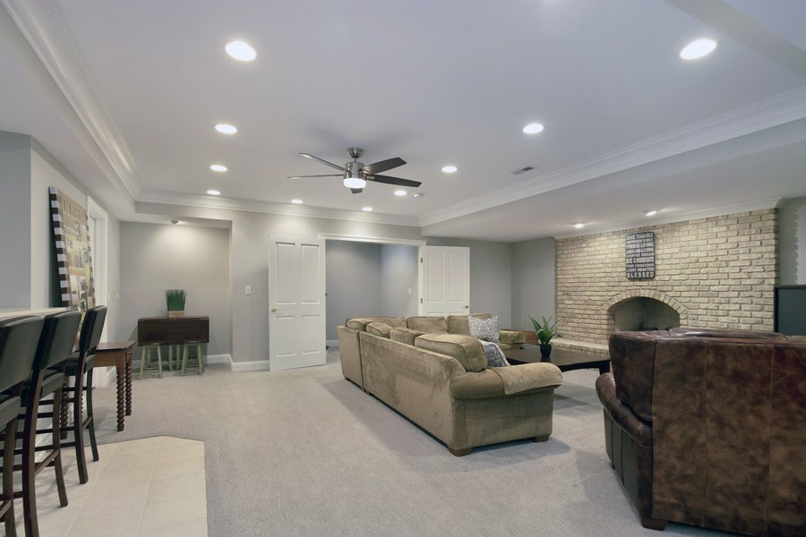 Real Estate Photography - 2021 Tremont Ct, Libertyville, IL, 60048 - Basement