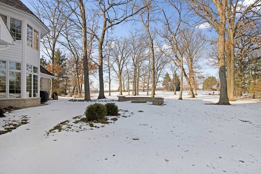 Real Estate Photography - 2021 Tremont Ct, Libertyville, IL, 60048 - Back Yard