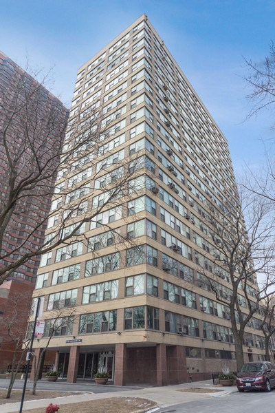 Real Estate Photography - 2970 N. Lake Shore Dr, #9B, Chicago, IL, 60657 - Front View