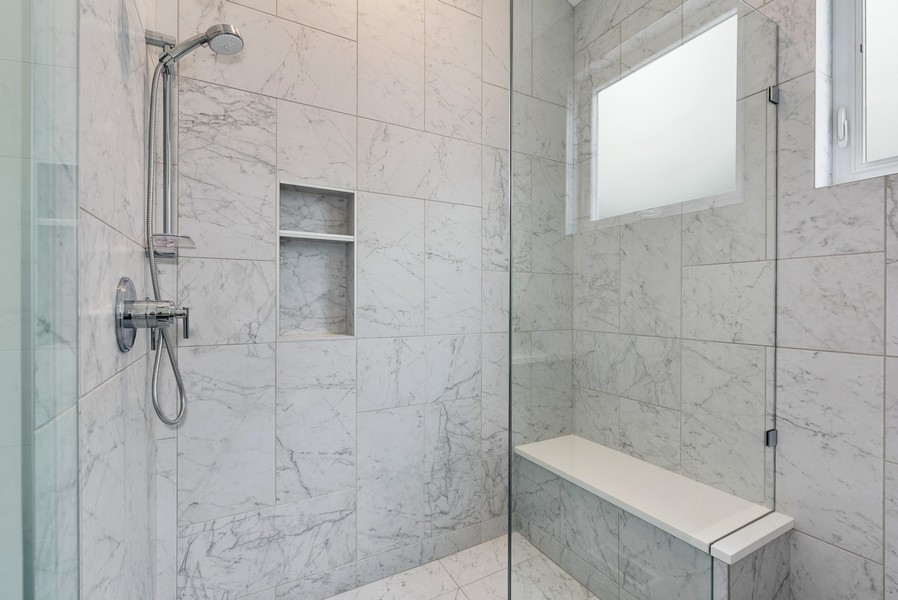 Real Estate Photography - 2548 W. Grenshaw, Chicago, IL, 60612 - Master Bathroom
