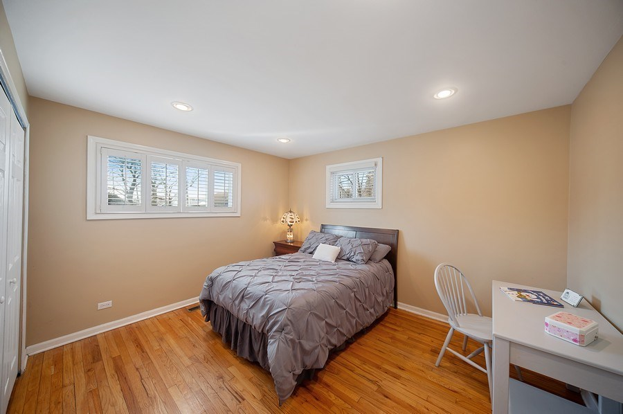 Real Estate Photography - 1722 W. Oakton St., Arlington Heights, IL, 60004 - 3rd Bedroom