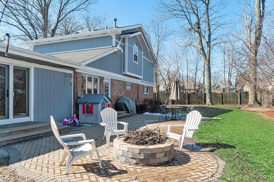 Real Estate Photography - 1722 W. Oakton St., Arlington Heights, IL, 60004 - Patio
