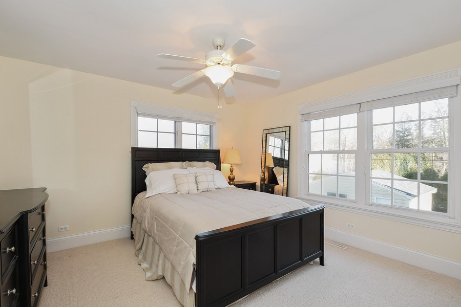 Real Estate Photography - 357 Hirst Court, Lake Bluff, IL, 60044 - 3rd Bedroom