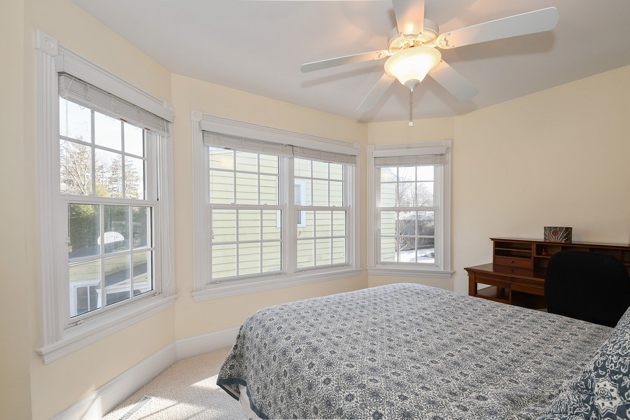 Real Estate Photography - 357 Hirst Court, Lake Bluff, IL, 60044 - 2nd Bedroom