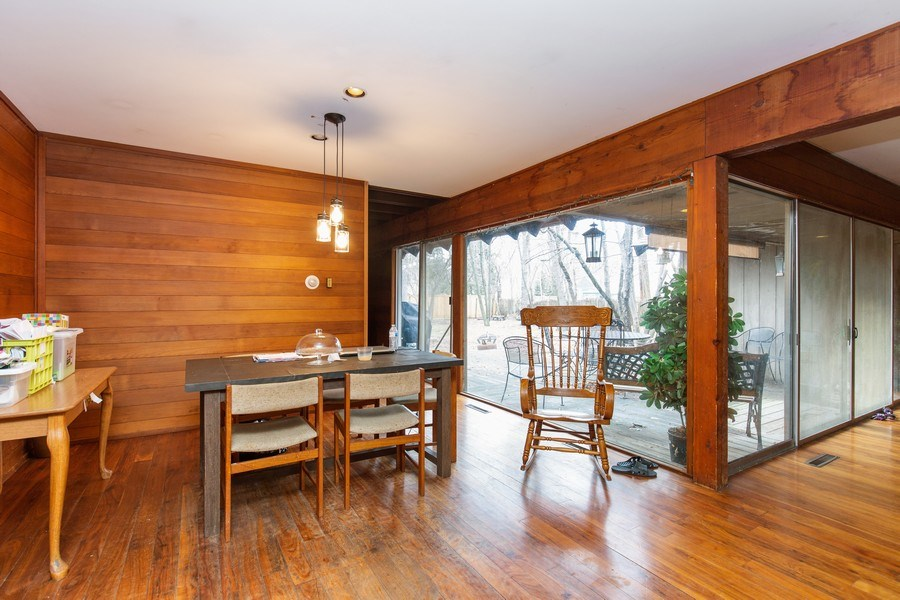 Real Estate Photography - 1119 S 6TH STREET, ST CHARLES, IL, 60174 - Dining Room