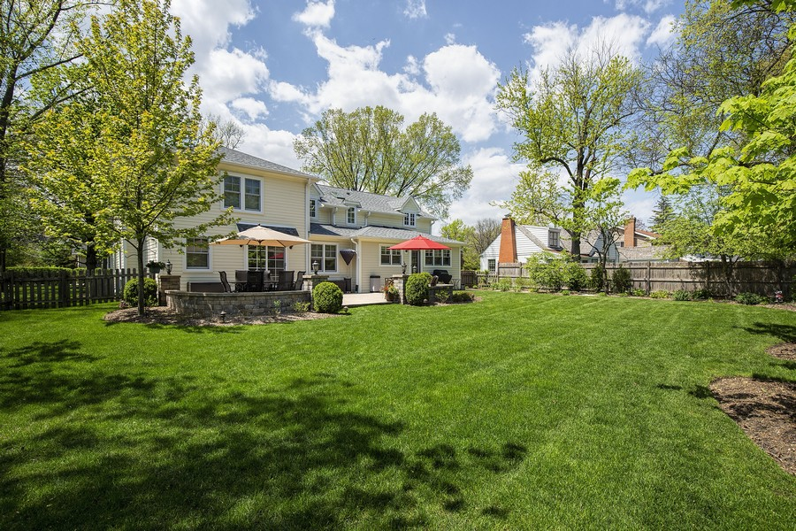 Real Estate Photography - Old Hawthorne, Glenview, IL, 60026 -