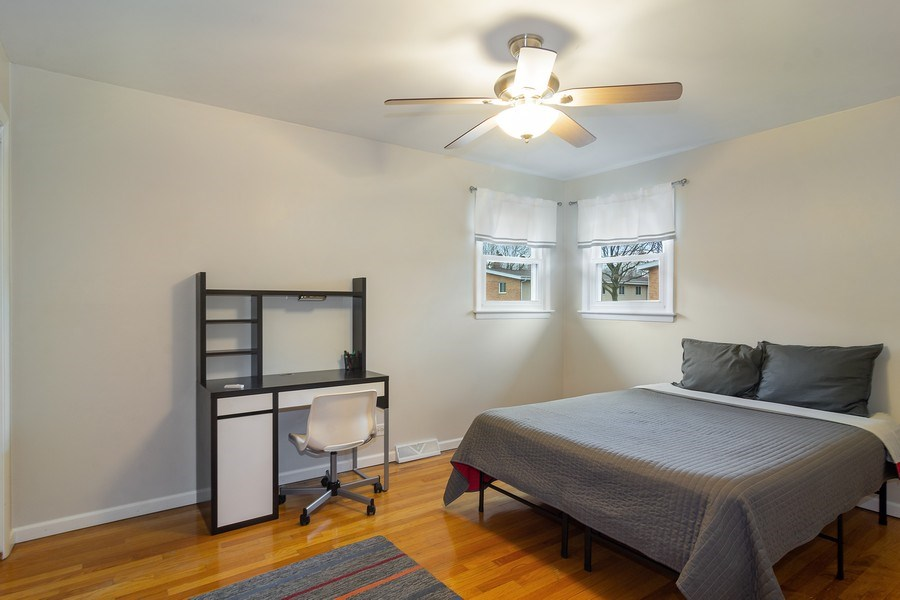 Real Estate Photography - 1530 N Pine Ave, Arlington Heights, IL, 60004 - 2nd Bedroom