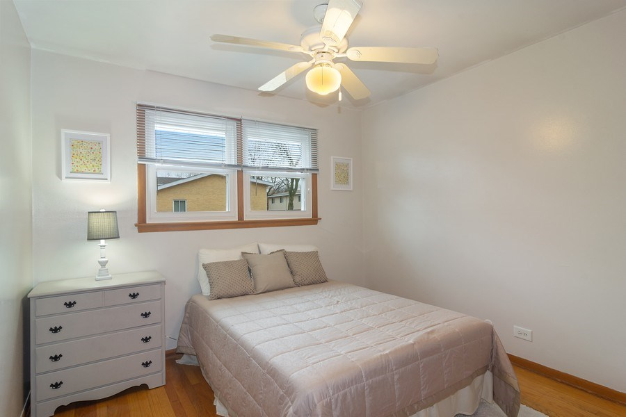 Real Estate Photography - 1530 N Pine Ave, Arlington Heights, IL, 60004 - 3rd Bedroom