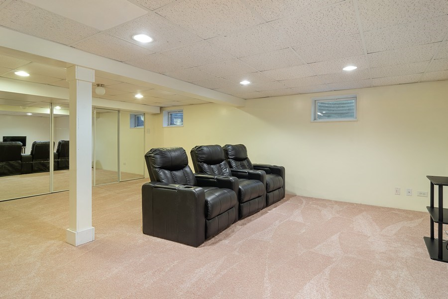 Real Estate Photography - 1530 N Pine Ave, Arlington Heights, IL, 60004 - Basement