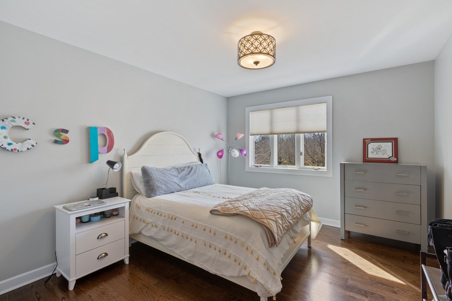 Real Estate Photography - 1085 Windhaven Court, Lake Forest, IL, 60045 - 4th Bedroom