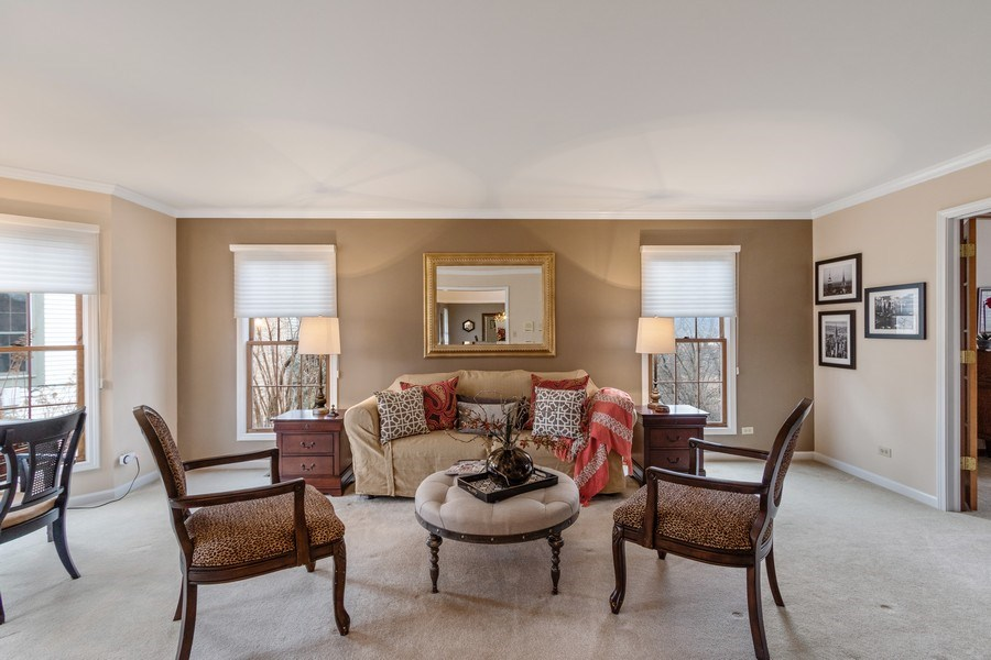 Real Estate Photography - 659 New Bridge Court, Barrington, IL, 60010 - Living Room