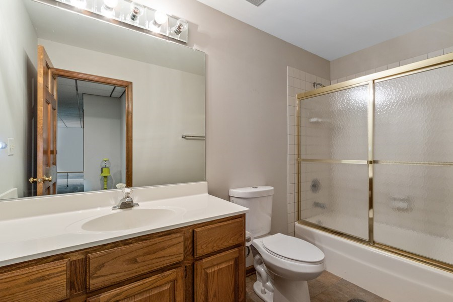 Real Estate Photography - 659 New Bridge Court, Barrington, IL, 60010 - 3rd Bathroom