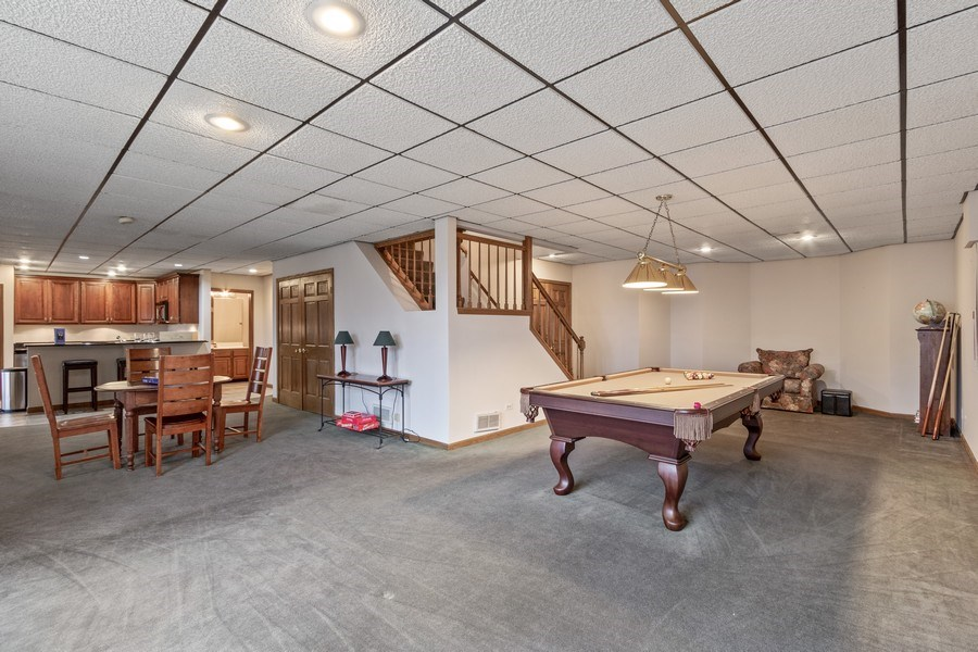Real Estate Photography - 659 New Bridge Court, Barrington, IL, 60010 - Basement