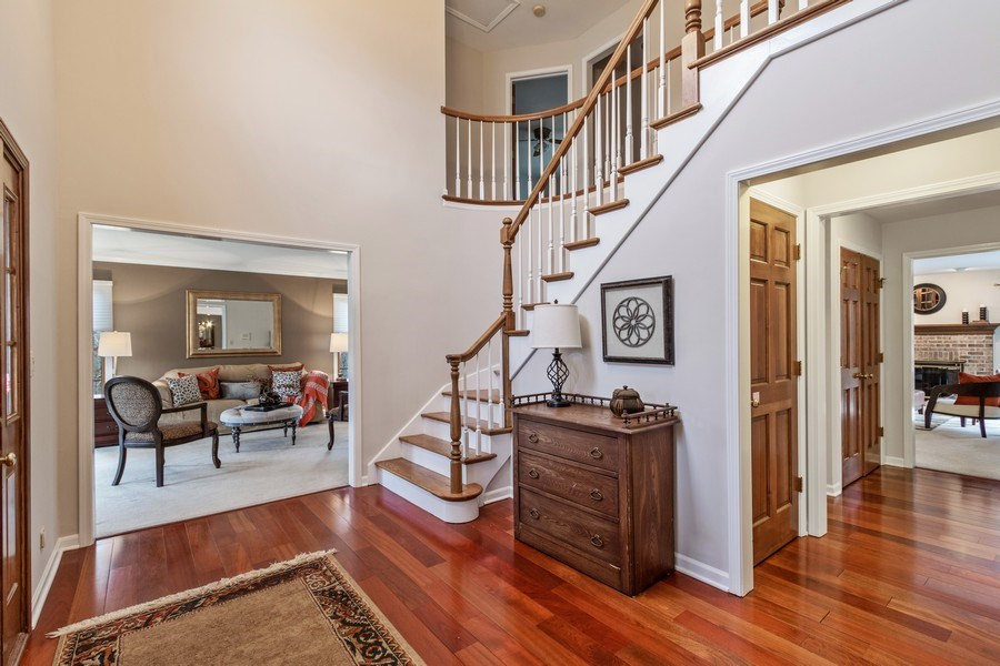 Real Estate Photography - 659 New Bridge Court, Barrington, IL, 60010 - Foyer