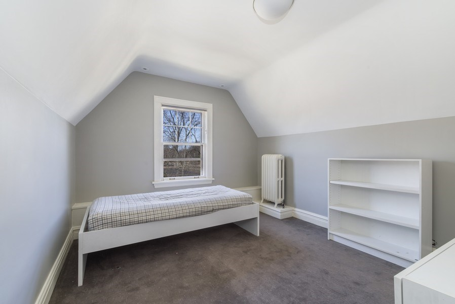 Real Estate Photography - 428 Elder Ln., Winnetka, IL, 60093 - 4th Bedroom