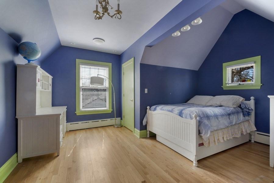Real Estate Photography - 428 Elder Ln., Winnetka, IL, 60093 - 3rd Bedroom
