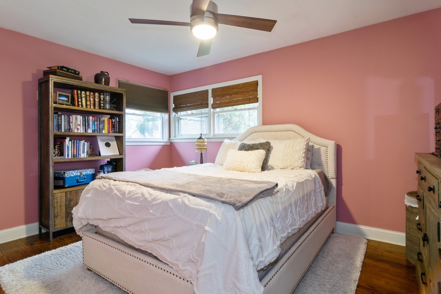 Real Estate Photography - 217 S. Patton Ave., Arlington Heights, IL, 60005 - Master Bedroom