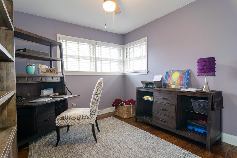 Real Estate Photography - 217 S. Patton Ave., Arlington Heights, IL, 60005 - Additional Bedroom
