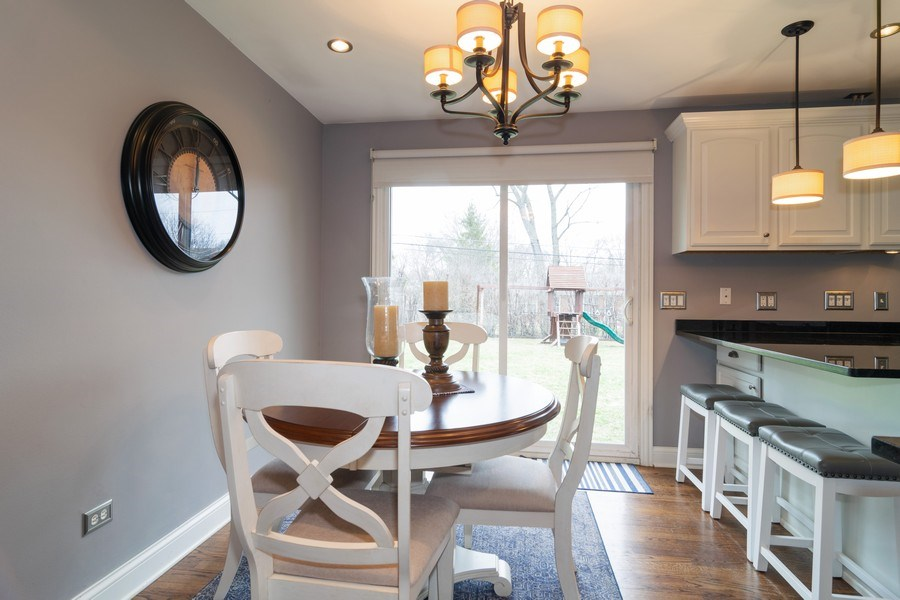 Real Estate Photography - 217 S. Patton Ave., Arlington Heights, IL, 60005 - Dining Room