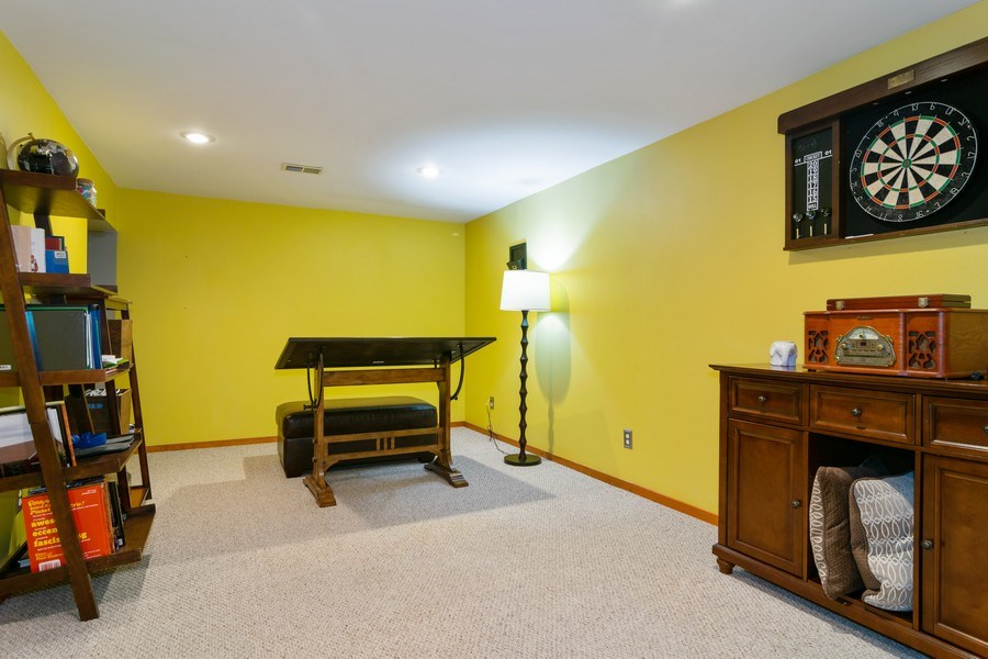 Real Estate Photography - 217 S. Patton Ave., Arlington Heights, IL, 60005 - Office Area