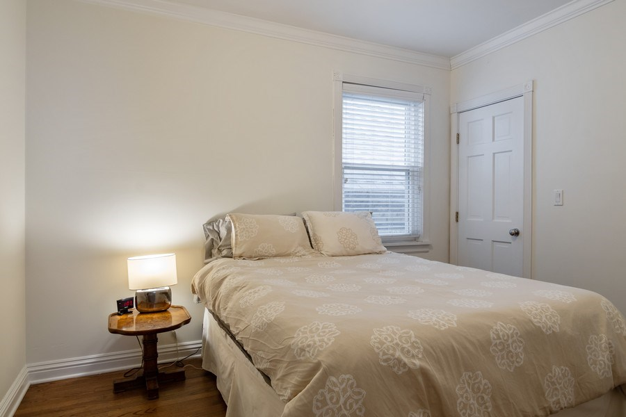 Real Estate Photography - 1219 N. Marion Ct, Chicago, IL, 60622 - 2nd Bedroom