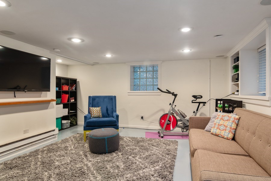 Real Estate Photography - 1219 N. Marion Ct, Chicago, IL, 60622 - Basement