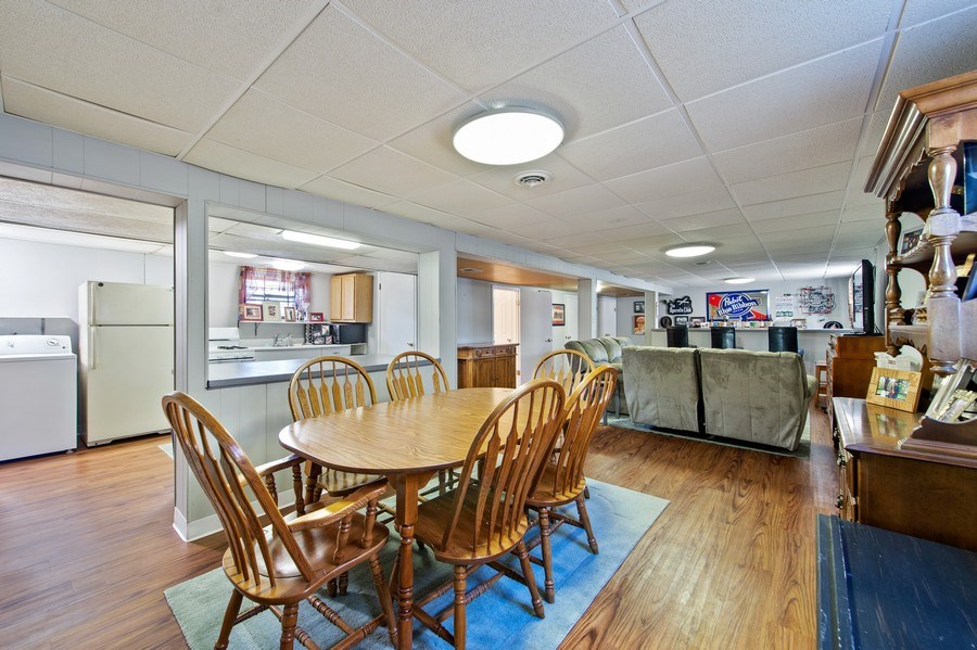 Real Estate Photography - 5514 S Sayre Ave, Chicago, IL, 60638 - Lower Level