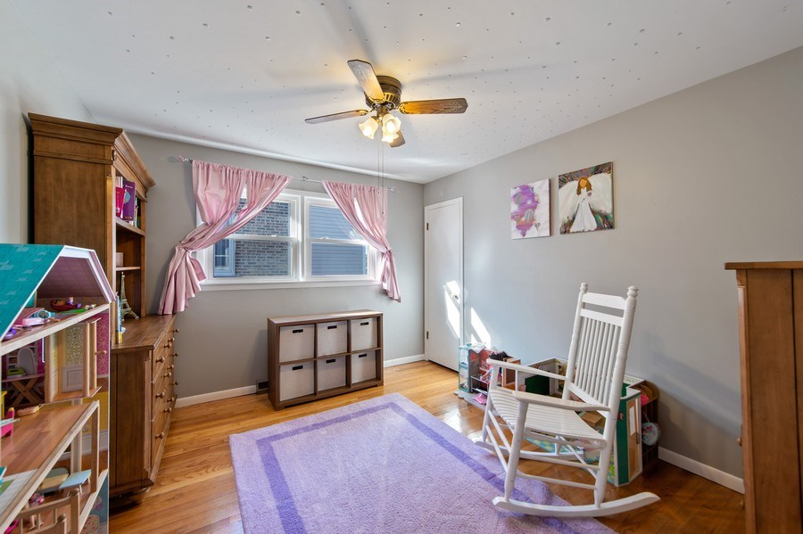 Real Estate Photography - 5514 S Sayre Ave, Chicago, IL, 60638 - Bedroom