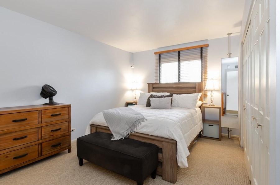 Real Estate Photography - 16 S. Birchwood Dr., Naperville, IL, 60540 - Master Bedroom