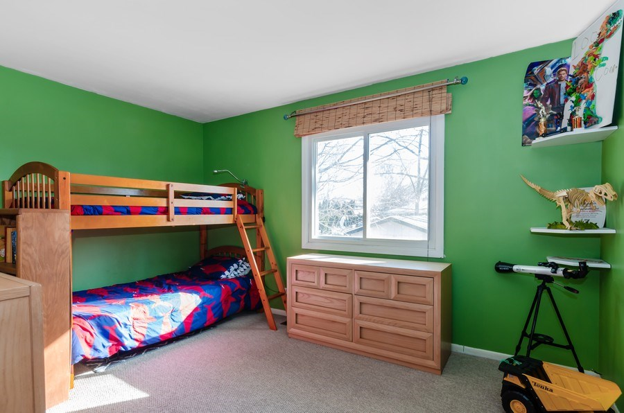 Real Estate Photography - 16 S. Birchwood Dr., Naperville, IL, 60540 - 3rd Bedroom