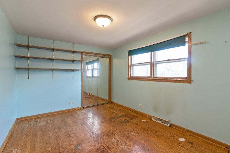 Real Estate Photography - 7825 W. Forest Preserve Drive, Chicago, IL, 60634 - 2nd Bedroom