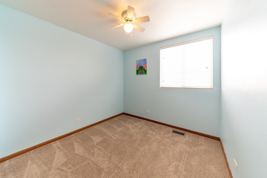 Real Estate Photography - 1756 Simms, Aurora, IL, 60504 - 2nd Bedroom