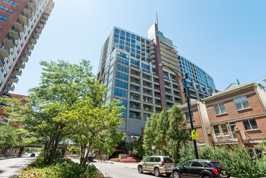 Real Estate Photography - 1530 S State 18 G, Chicago, IL, 60605 -