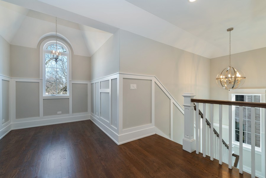 Real Estate Photography - 2241 Covert, Glenview, IL, 60025 - Loft