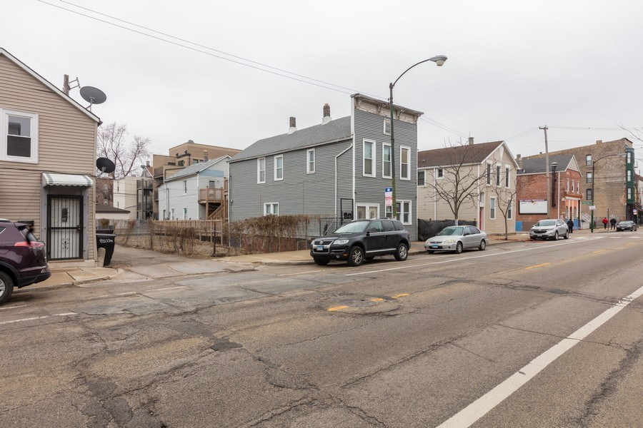 Real Estate Photography - 613 W 18th St, Chicago, IL, 60616 - Land