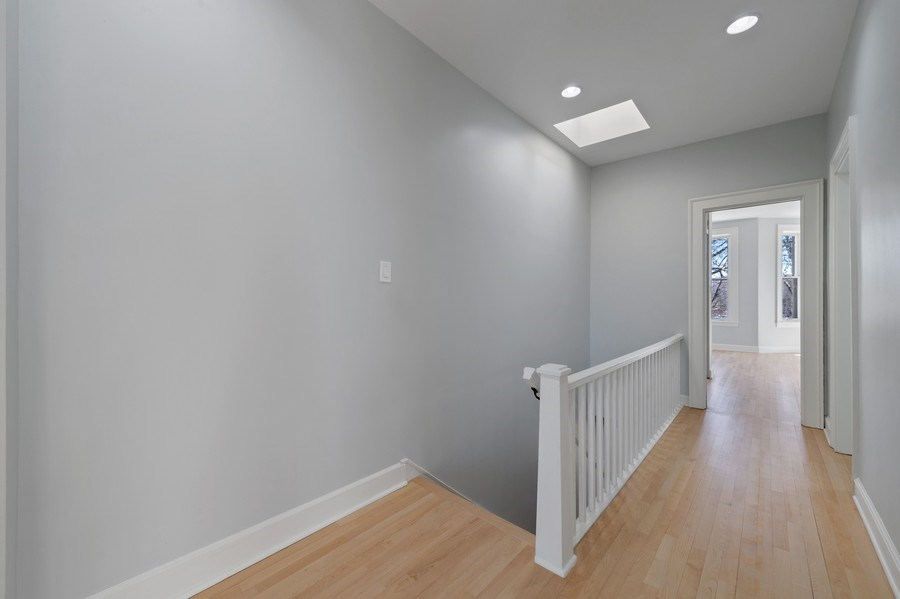Real Estate Photography - 5408 S Kimbark Ave, Chicago, IL, 60615 - 2nd Floor