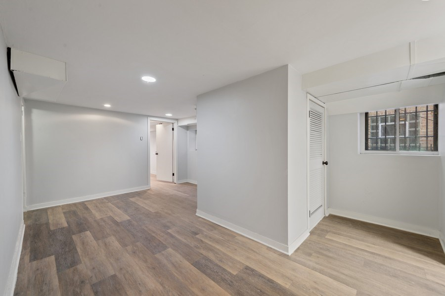 Real Estate Photography - 5408 S Kimbark Ave, Chicago, IL, 60615 - Basement