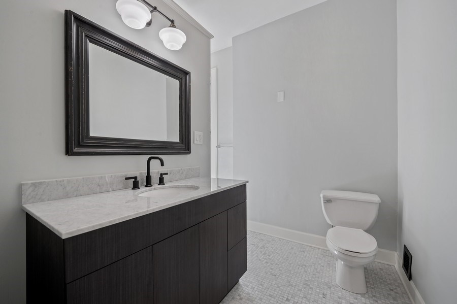 Real Estate Photography - 5408 S Kimbark Ave, Chicago, IL, 60615 - Bathroom