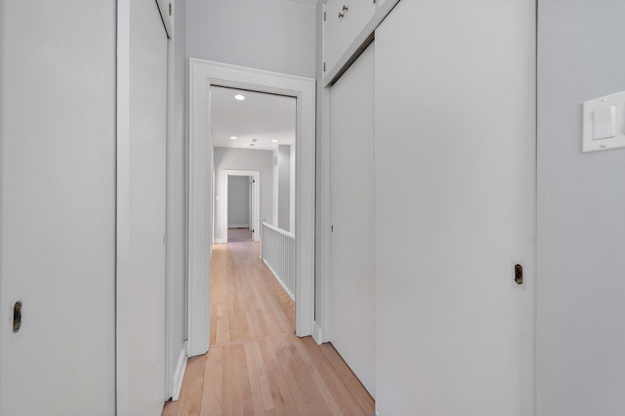 Real Estate Photography - 5408 S Kimbark Ave, Chicago, IL, 60615 - Hallway