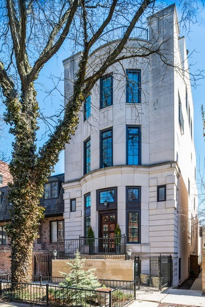 Real Estate Photography - 1939 N Hudson Ave, Chicago, IL, 60614 - Front View