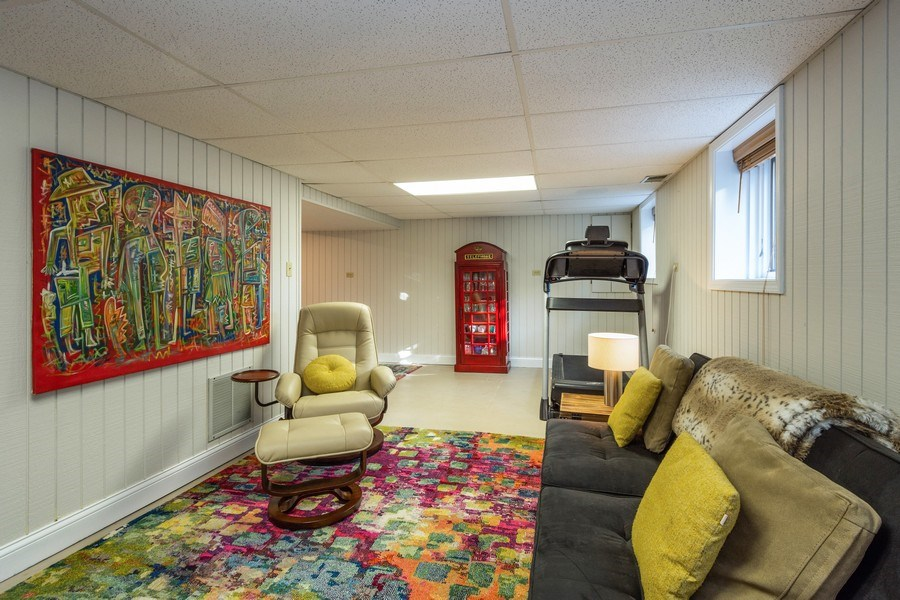 Real Estate Photography - 131 W Station St, Barrington, IL, 60010 - Basement