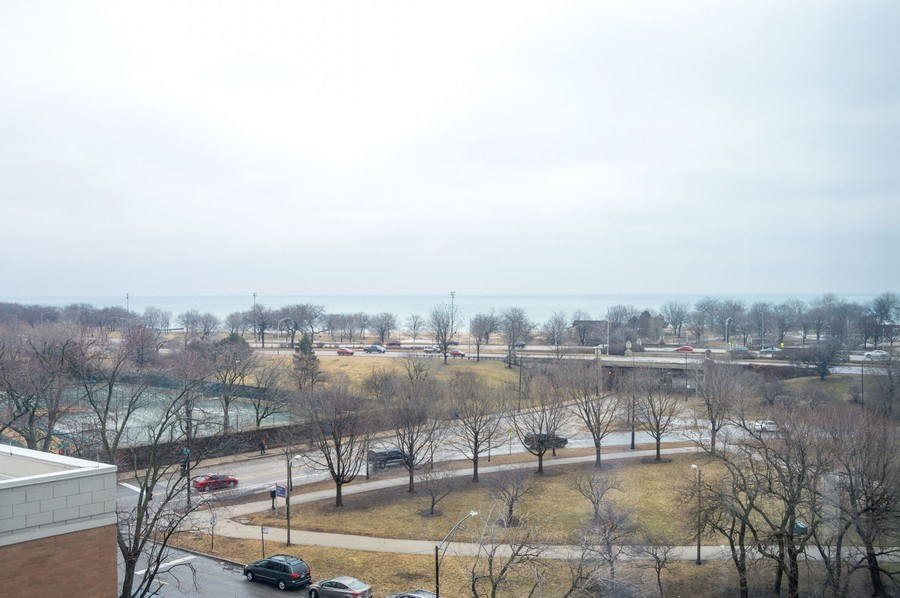 Real Estate Photography - 5100 N Marine Drive, unit 7D, chicago, IL, 60640 - Lake View